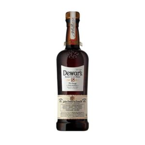 DEWAR'S 18  SINGLE MALT WHISKY