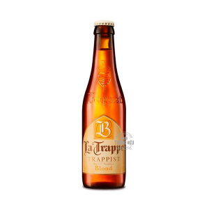 LA TRAPPE BLOND 6.5% VOL 750ML