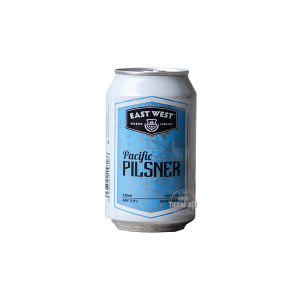 BIA EAST WEST PACIFIC PILSNER
