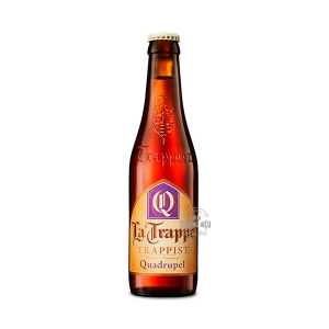 BIA BỈ  LA TRAPPE QUADRUPEL 750 ML
