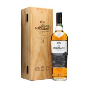 THE MACALLAN 21 RƯỢU SINGLE MALT WHISKY