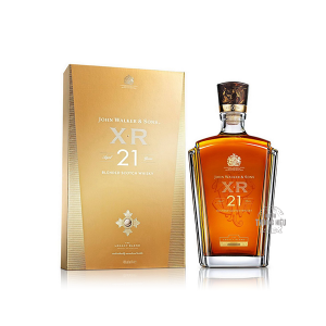 JOHNNIE WALKER XR 21 YEARS OLD 0,75L  WHISKY