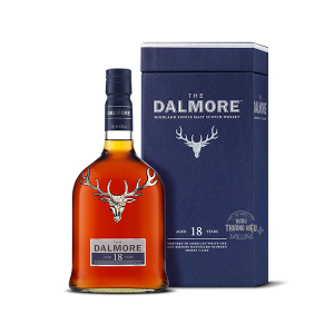 DALMORE 18 YEARS OLD RƯỢU WHISKY SINGLE MALT