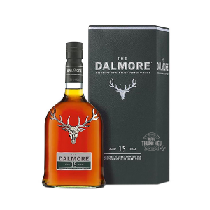 DALMORE 15 YEARS RƯỢU WHISKY SINGLE MALT
