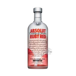 ABSOLUT VODKA RUBY RED RƯỢU VODKA THÔNG DỤNG