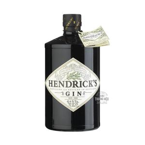 RƯỢU GIN HENDRICK'S