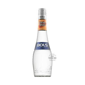 BOLS CACAO WHITE  RƯỢU PHA CHẾ THÔNG DỤNG