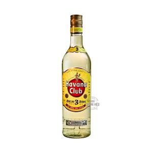 RƯỢU RHUM CUBA HAVANA CLUB ANEJO 3 ANOS