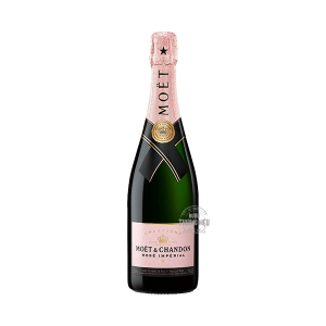 RƯỢU CHAMPAGNE PHÁP CHAMPAGNE MOET & CHANDON ROSE IMPERIAL