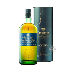 THE SINGLETON SIGNATURE RƯỢU SINGLE MALT WHISKY