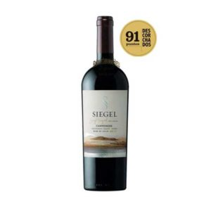 RƯỢU VANG ĐỎ CHILE SIEGEL SINGLE VINYARD CARMENERE
