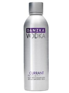 DANZKA VODKA CURRANT 1L (NHO)