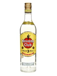 HAVANA CLUB BLANCO 3 NĂM GOLD