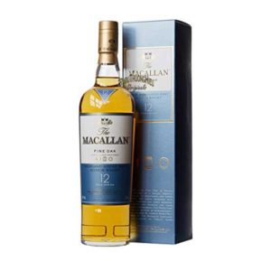 RƯỢU THE MACALLAN 12  FINE OAK RƯỢU SINGLE MALT WHISKY