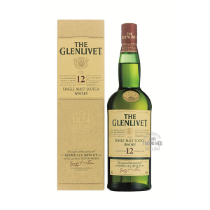 THE GLENLIVET 12 YO SINGLE MALT WHISKY