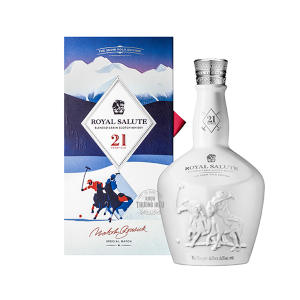 RƯỢU CHIVAS ROYAL SALUTE 21 NĂM THE SNOW POLO EDITION (2019)