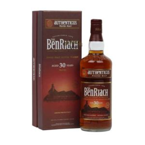 RƯỢU WHISKY SINGLE MALT BENRIACH 30 YO