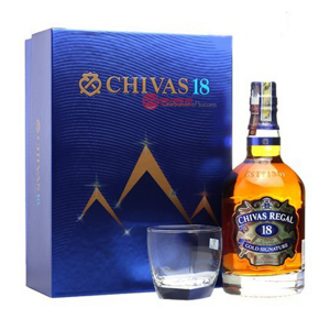 RƯỢU CHIVAS REGAL 18 YO HỘP QUÀ 2019