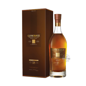 RƯỢU SINGLE MALT GLENMORANGIE 18YO 70CL