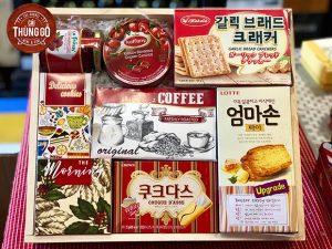 Khay quà tết bánh kẹo 0126