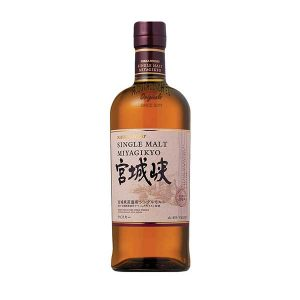 NIKKA WHISKY SINGLE MALT MIYAGIKYO 700ML