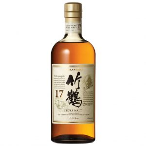 NIKKA WHISKY TAKETSURU PURE MALT 17YO