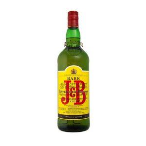 RƯỢU WHISKY J & B RARE WHISKY 750ML
