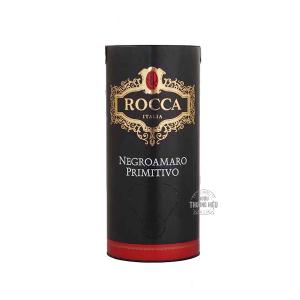 RƯỢU VANG BỊCH Ý ROCCA NEGROAMARO PRIMITIVO 3L