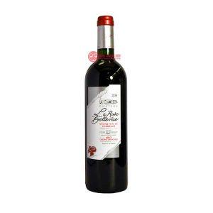 RƯỢU VANG ĐỎ PHÁP LA ROSE BELLEVUE WINE BORDEAUX
