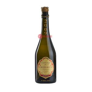 CHAMPAGNE TRIBAUT SCHLOESSER BRUT L'AUTHENTIQUE 2009