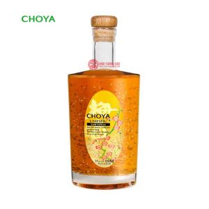 RƯỢU CHOYA GOLD EDITION 19%VOL