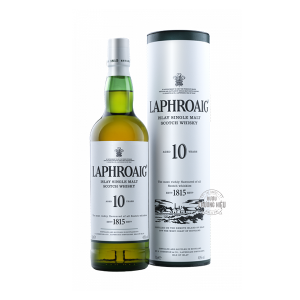 LAPHROAIG 10 RƯỢU SINGLE MALT WHISKY