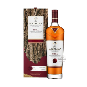 RƯỢU SINGLE MALT WHISKY THE MACALLAN TERRA