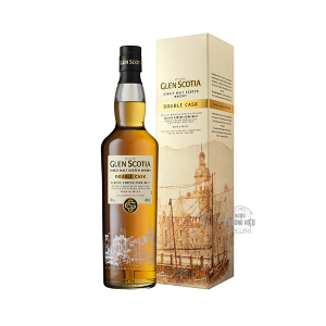 RƯỢU WHISKY SINGLE MALT GLENSCOTIA DOUBLE CASK