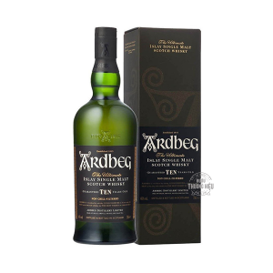 RƯỢU SINGLE MALT WHISKY ARDBEG 10 NĂM