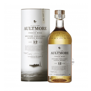 RƯỢU SINGLE MALT WHISKY AULTMORE 12 NĂM