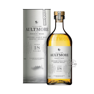 RƯỢU SINGLE MALT WHISKY AULTMORE 18 NĂM